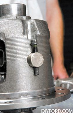 Ford 8.8 Inch Traction-Lok Differential Assembly - How to Guide 9