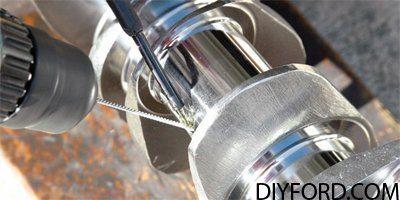 Ford 351 Cleveland Engines: Crankshaft Guide 9