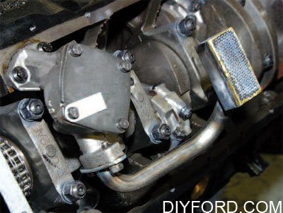 Oiling System Interchange for Big-Block Ford Engines 10