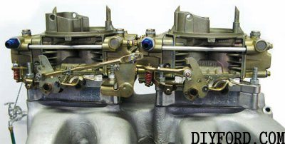 Ford FE Engine Fuel Systems: The Ultimate Guide 11