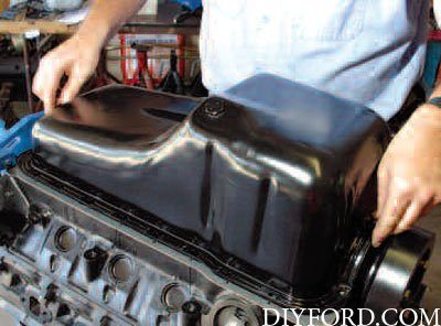 Oiling System Interchange for Small-Block Ford Engines 1