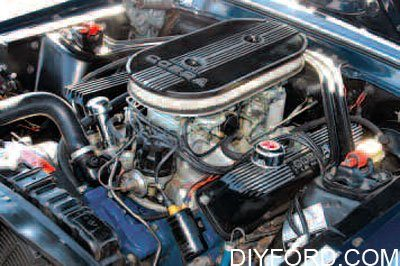 Ford Big-Block Engine Parts Interchange Specifications 11