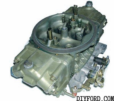 Ford FE Engine Fuel Systems: The Ultimate Guide 1