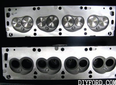 How to Choose Ford FE Engine Exotic Heads 12