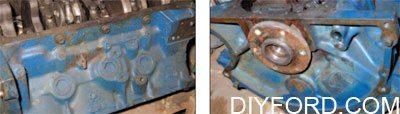 Ford Big-Block Engine Cylinder Block Interchange Guide 13