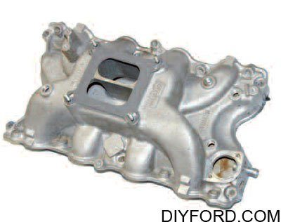 Induction System Interchange for Big-Block Fords Engines 14