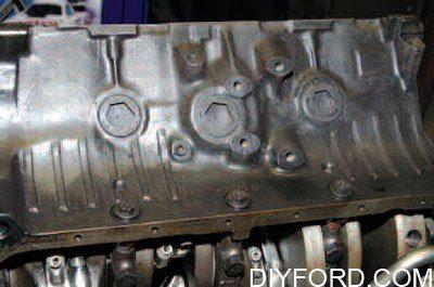 Ford Big-Block Engine Cylinder Block Interchange Guide 15