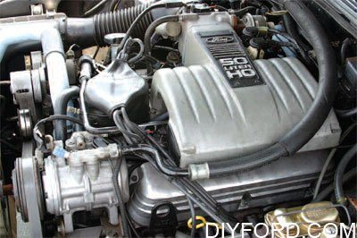 Ford Small-Block Engine Interchange: Induction System 16