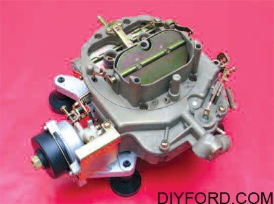 Induction System Interchange for Big-Block Fords Engines 16