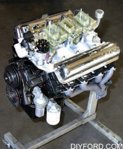 Ford Big-Block Engine Parts Interchange Specifications 17
