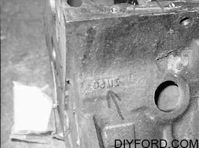 Ford Big-Block Engine Cylinder Block Interchange Guide 17