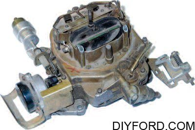 Induction System Interchange for Big-Block Fords Engines 17