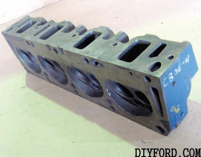 How to Choose Ford FE Engine Factory Cylinder Heads 18