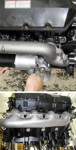 Ford Power Stroke Engine Assembly Guide - Step by Step f1