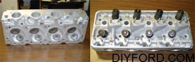 Cylinder Heads and Valvetrain Interchange for Big-Block Fords 20