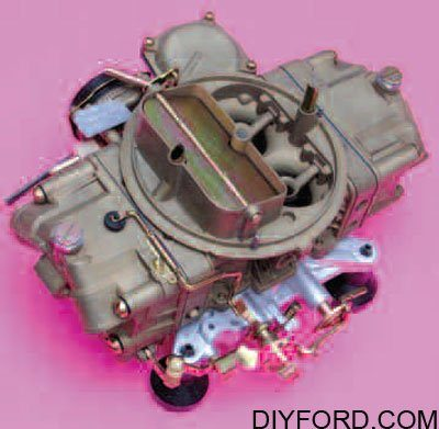 Induction System Interchange for Big-Block Fords Engines 20