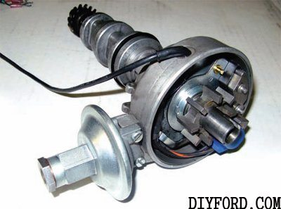 Ford FE Engine Ignition Systems Guide 2