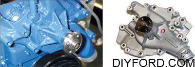 Cooling System Interchange for Big-Block Ford Engines 2