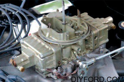 Induction System Interchange for Big-Block Fords Engines 21