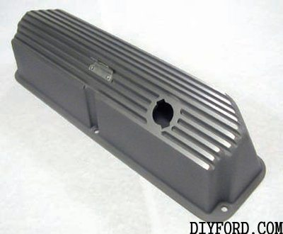 Ford FE Engine External Accessories Guide 21