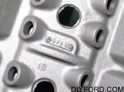 Ford Big-Block Engine Cylinder Block Interchange Guide 22
