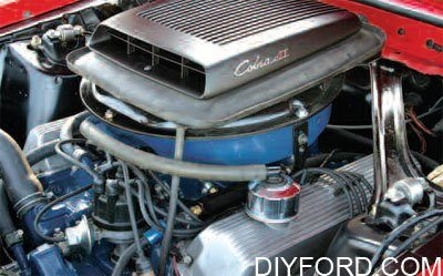 Cylinder Heads and Valvetrain Interchange for Big-Block Fords 23
