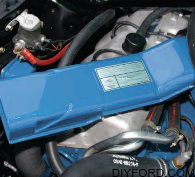 Induction System Interchange for Big-Block Fords Engines 23