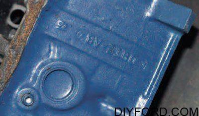 Ford Big-Block Engine Cylinder Block Interchange Guide 24