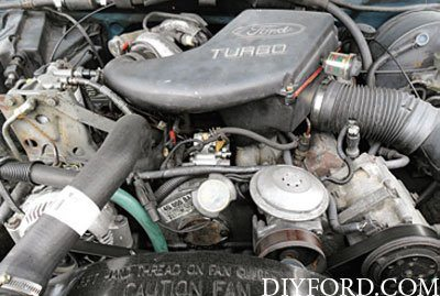 Ford Power Stroke History, Torque Sequences, and Fault Codes 2
