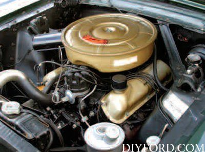 Ford Small-Block Engine Parts Interchange Specifications 2
