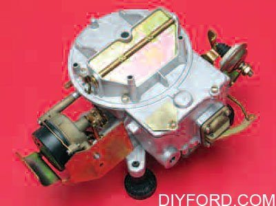 Ford Small-Block Engine Interchange: Induction System 2