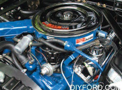 Ford Big-Block Engine Parts Interchange Specifications 2