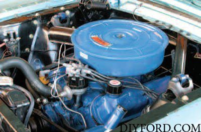 Ford Small-Block Engine Parts Interchange Specifications 3