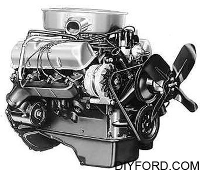 Ford Big-Block Engine Parts Interchange Specifications 3