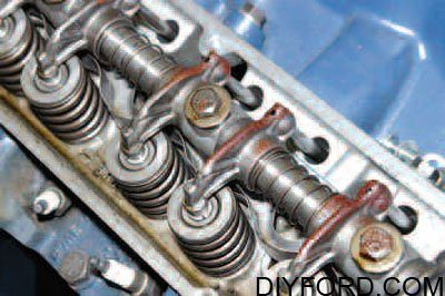 Cylinder Heads and Valvetrain Interchange for Big-Block Fords 3