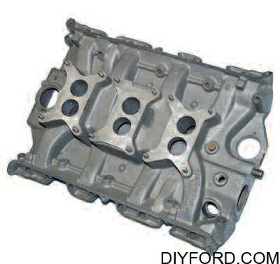 Induction System Interchange for Big-Block Fords Engines 3