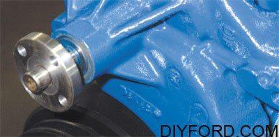 Cooling System Interchange for Big-Block Ford Engines 3