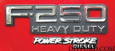 Ford Power Stroke History, Torque Sequences, and Fault Codes 4