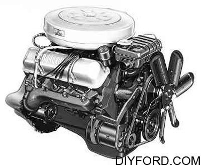 Ford Big-Block Engine Parts Interchange Specifications 4