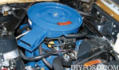 Ford Small-Block Engine Parts Interchange Specifications 5