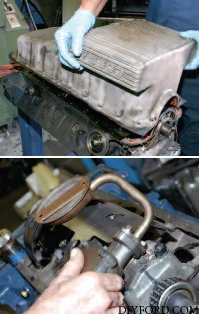 Oiling System Interchange for Small-Block Ford Engines 5