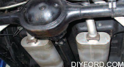 Ford Small-Block Exhaust System Interchange Guide 5