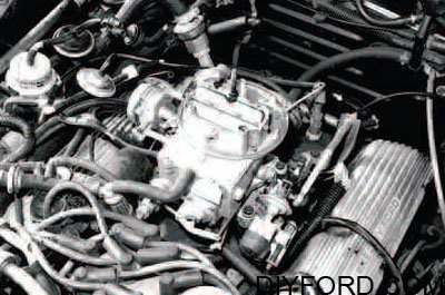 Ford Small-Block Engine Interchange: Induction System 6