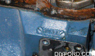 Ford Big-Block Engine Cylinder Block Interchange Guide 6