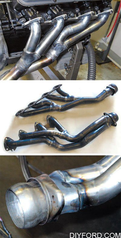 Exhaust System Interchange for Big-Block Ford Engines 7