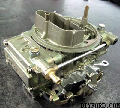 Ford FE Engine Fuel Systems: The Ultimate Guide 7
