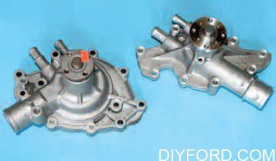 Ford Small-Block Engine Interchange Guide: Cooling System 8