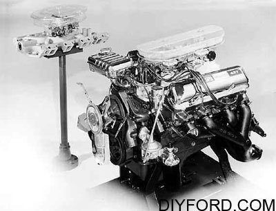 Ford Big-Block Engine Parts Interchange Specifications 8