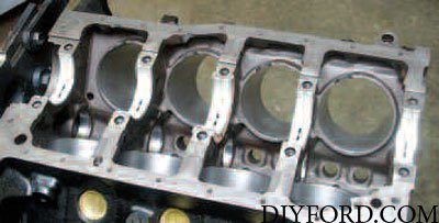 Ford Small-Block Engine Interchange Guide: Cylinder Block 9