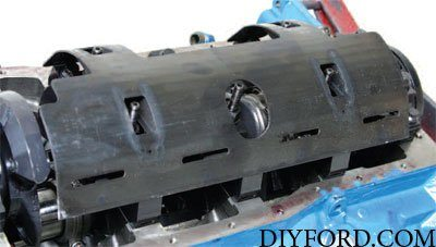 Oiling System Interchange for Small-Block Ford Engines 9